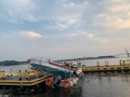 태안해경, 드르니항 인근 모터보트 추돌사고 조사처리