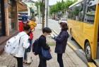 태안교육지원청, 안전한 등굣길 위한 통학차량 점검